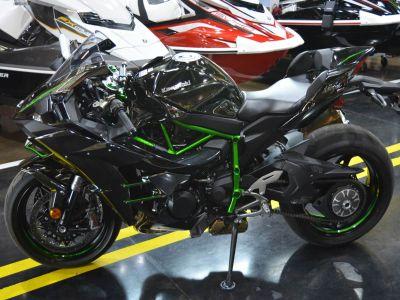 2015 Kawasaki Ninja H2 SuperSport Motorcycles Clearwater, FL