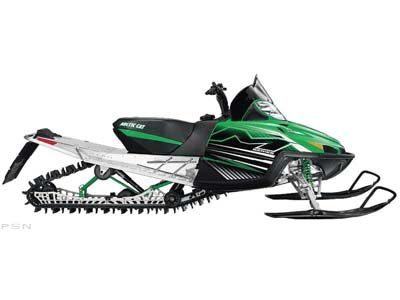 "2010 Arctic Cat M8 H.O. 153"" Mountain Snowmobiles Bismarck, ND"