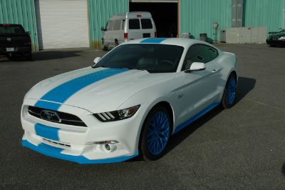 2015 Ford Mustang GT COUPE (WHITE)