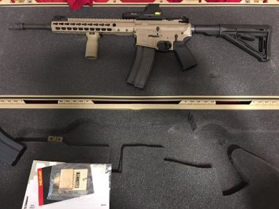 Barrett 6.8 SPC Great Deal!
