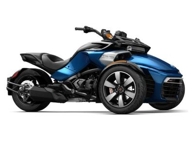 2018 Can-Am Spyder F3-S SE6 3 Wheel Motorcycle Albemarle, NC
