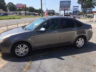 2010 Ford Focus SEL (Gray)