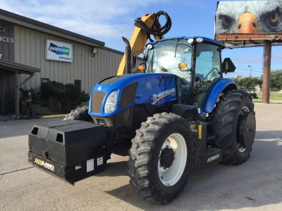 2018 New Holland Agriculture TS6.130