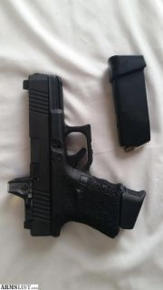 For Sale/Trade: Suarez Glock 19 Gen 3