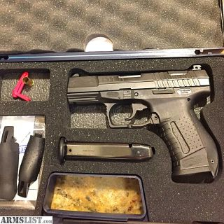 For Sale/Trade: Walther P99 AS