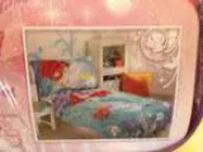 Disney Little Mermaid Piece Toddler Bedding Set