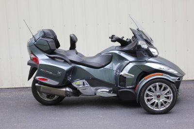 2017 Can-Am Spyder RT Limited Trikes Motorcycles Guilderland, NY