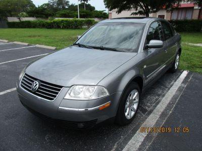 2004 Volkswagen Passat GLS 1.8T (Gray)