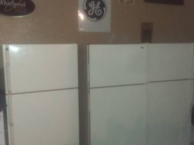 FRIDGE AND STOVE SALE