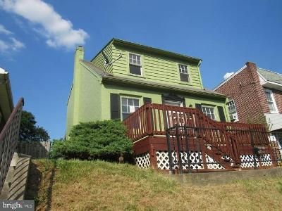 2 Bed 1 Bath Foreclosure Property in York, PA 17404 - N Pershing Ave