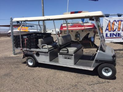 2007 EZ GO GOLF CART GAS!!! STREET LEGAL!!