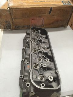 GM Big Block Chevrolet Cylinder Heads 3964291