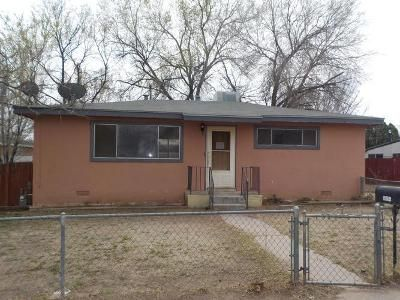 2 Bed 1 Bath Foreclosure Property in Albuquerque, NM 87105 - Glendale Rd NW