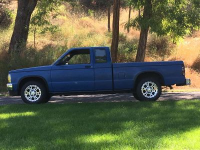 1992 Chevy S10 short bed pickup