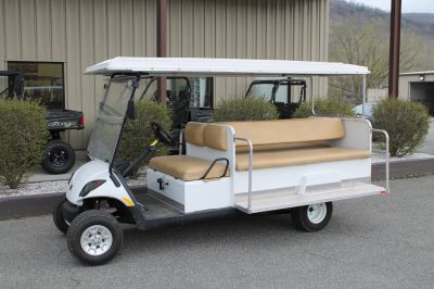 2012 Yamaha Concierge 6-Passenger Gas Other Golf Carts Adams, MA
