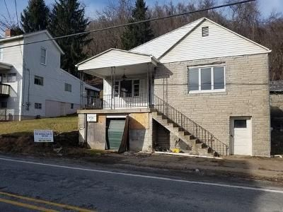 3 Bed 1 Bath Foreclosure Property in Monongahela, PA 15063 - Rainbow Run Rd
