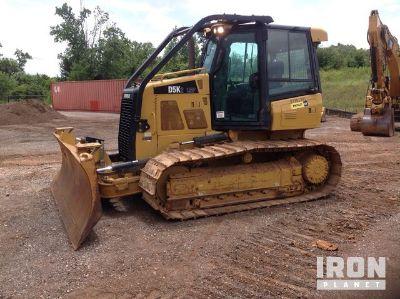 2015 Cat D5K2 LGP Crawler Dozer