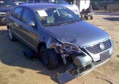 *50401 Parting OUT 2006 VW Passat B6 2.0T BPY | A/T - HRN