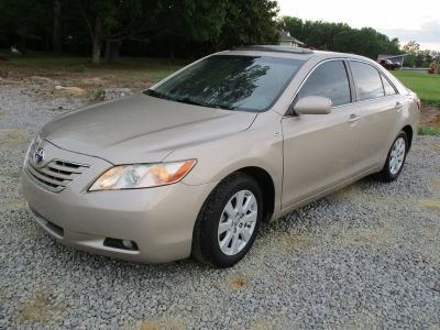 2007 Toyota Camry XLE V6 (Tan)