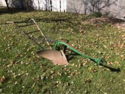 Antique John Deere plow