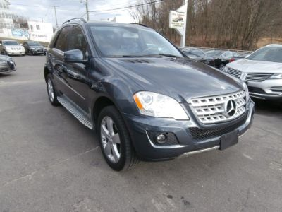 2011 Mercedes-Benz M-Class ML350 4MATIC (Steel Grey Metallic)