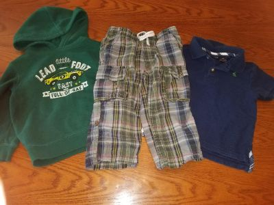 Boys Outfit - Size 18 months