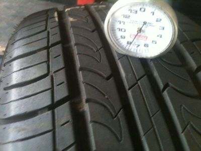 Buy 1 slightly used Nexen CP672 235 60 16 TIRE WITH 8/32--80% TREAD!!!!! motorcycle in Buford, Georgia, US, for US $59.99