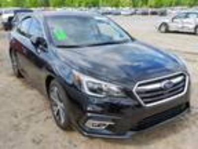 Salvage 2019 SUBARU LEGACY LIMITED for Sale