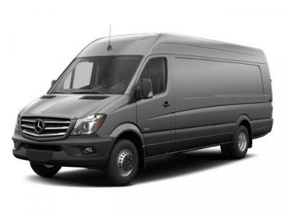 2017 Mercedes-Benz Sprinter Cargo Van Extended Cargo Van (Jet Black)