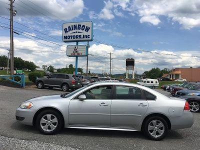 2011 Chevrolet Impala LT Fleet (Silver)
