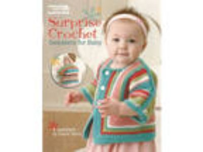 Surprise Crochet Sweaters for Babies 6-24 months Patterns