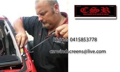 Windscreen Replacement Perth | CSR Windscreens