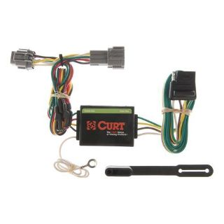 Buy Curt 55362 Vehicle Towing Harness Adapter T-Connector Nissan Frontier motorcycle in Tallmadge, Ohio, US, for US $32.97