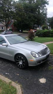 2005 e 500 Mercedes Benz