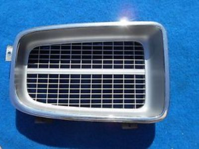 Sell 1971 Pontiac LeMans T-37 Right Grill w/ Molding Original GM # 480594 motorcycle in Great Bend, Kansas, United States, for US $74.99