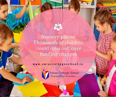 Swiss Cottage School Offers Top Class Nursery Education in Gurgaon