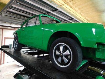 1973 Porsche 911 T PROJECT CAR