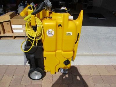 2016 Kaivac 17gal No-Touch Cleaning System RTR#8013078-04