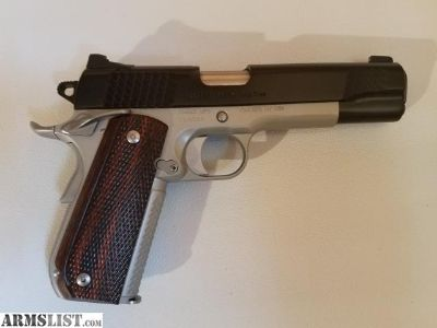 For Sale: Kimber Super Carry Custom 1911
