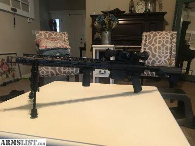 For Trade: AR-10 for trade