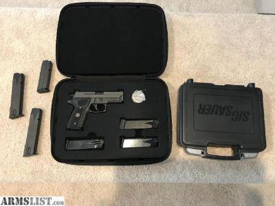 For Sale: Sig P229 Legion MINT