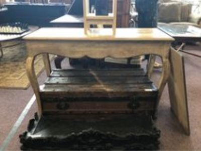 Rustic Sofa Table