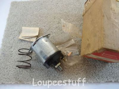 Find NORS 1957 -81 GM STARTER SOLENOID 59-81 AMC IHC 71-80 24357 J446 motorcycle in Camdenton, Missouri, United States