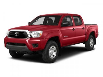 2015 TOYOTA TACOMA I4 DOUBLE CAB PRERUNNER RWD