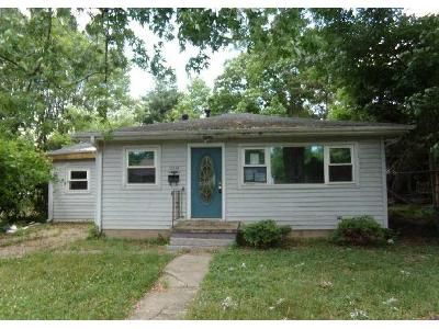 3 Bed 1 Bath Foreclosure Property in Marion, IN 46953 - S Nebraska St