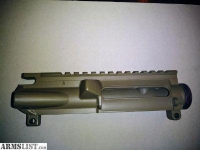For Sale/Trade: AR15 Aero Precision FDE stripped upper