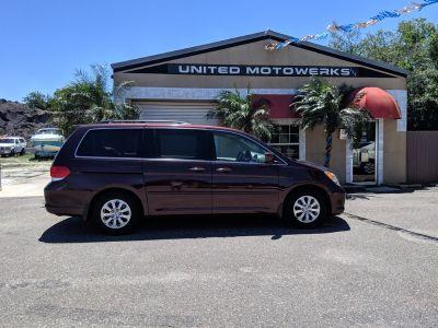 2009 Honda Odyssey EX (Maroon)
