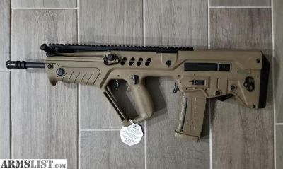 For Trade: TAVOR FDE trade for SIG MPX