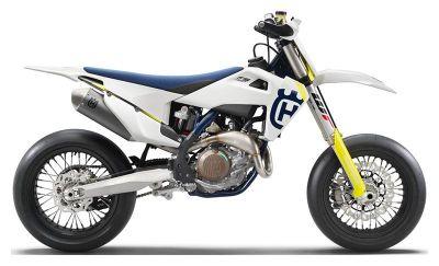 2019 Husqvarna FS 450 Street / Supermoto Motorcycles Castaic, CA