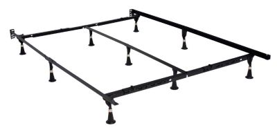 Metal Bedframe (converts from Queen to King)